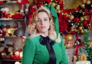 Emilia Clarke Moves Past Khaleesi In Paul Feig's Charming 'Last Christmas' Trailer