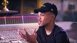 Chance The Rapper Thinks 'Acid Rap' Was The Best Album Of All Time