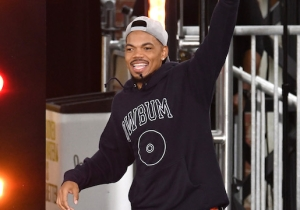 Chance The Rapper Hit The 'Good Morning America' Stage With A 'Big Day' Mini-Concert