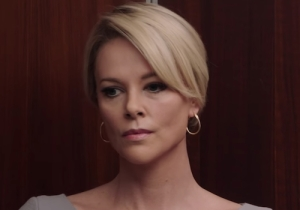 Charlize Theron Looks So Much Like Megyn Kelly In The 'Bombshell' Trailer That It's Freaking People Out
