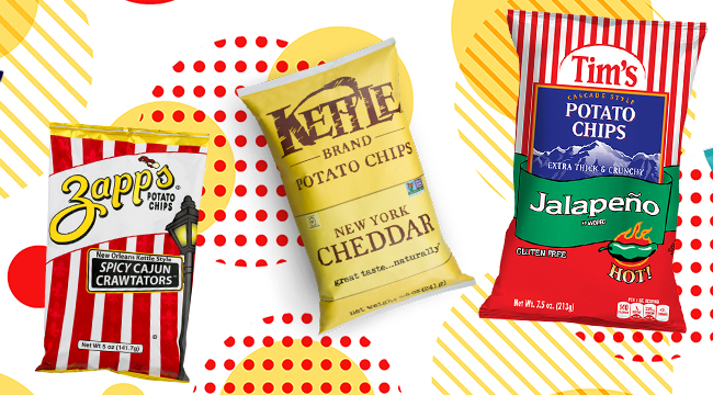 Best Regional Potato Chip Brands Ranked