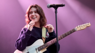 Clairo Sings On Mura Masa's Warped Indie Single 'I Don't Think I Can Do This Again'
