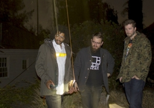 Clipping Announce Their New Horrorcore-Inspired Album 'There Existed An Addiction To Blood'