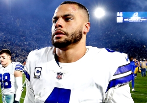 Dak Prescott's Football Journey Is Guided By 'Faith, Fight, And Finish'