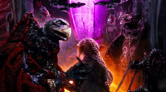 Netflix's 'The Dark Crystal: Age Of Resistance' Is A Stunning Fantasy Achievement