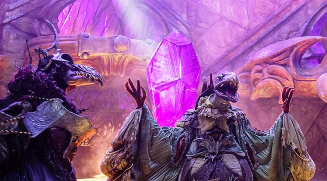 Netflix's New 'The Dark Crystal' Trailer Sets Up A Breathtakingly Epic Adventure