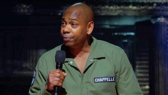 Dave Chappelle's Surprise Netflix Special Has An Unexpected Additional Ending