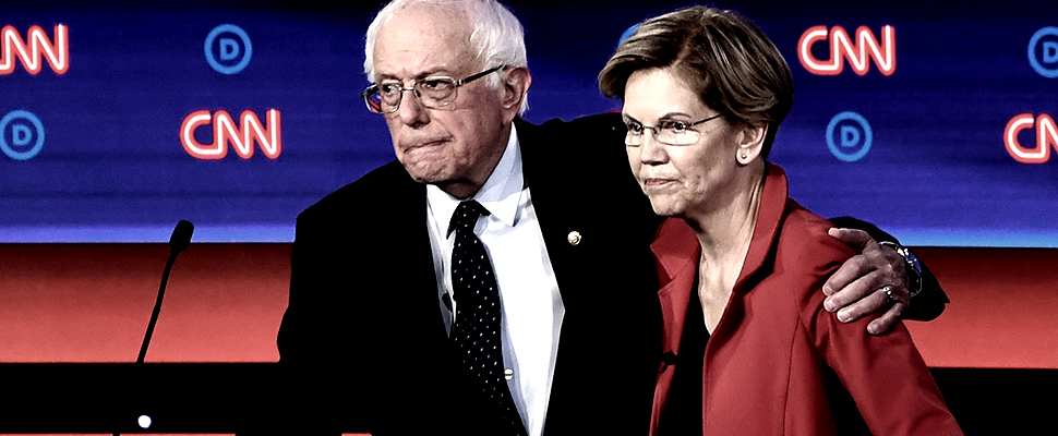 The Biggest Moments You Missed From The Democratic Debates