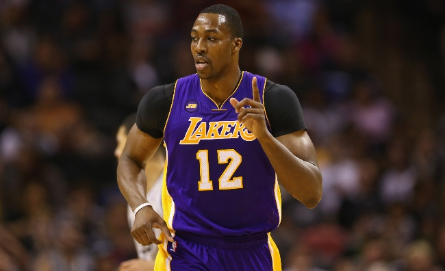 Report: The Lakers Have A Sense Dwight Howard 'Realized He Hit Rock Bottom'