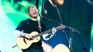 Ed Sheeran Is Set To Break U2's Record For The Highest-Grossing Tour Ever Tonight