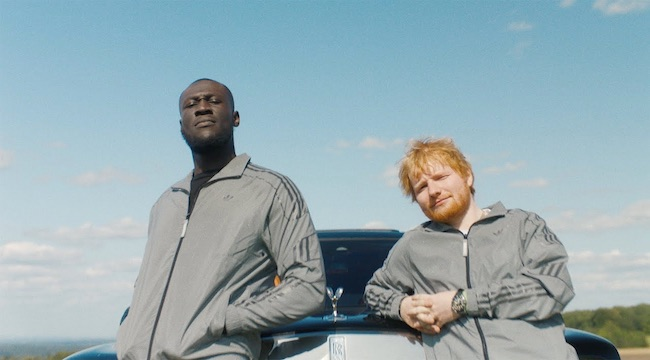 Ed Sheeran And Stormzy Head Home In Their 'Take Me Back To London' Video