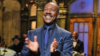 Eddie Murphy Will Host 'SNL' For The First Time In Decades, With Woody Harrelson And More Onboard