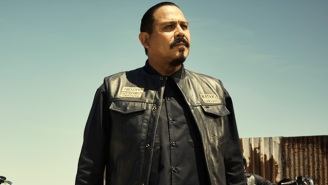A Chat With Emilio Rivera About 'Mayans M.C.,' 'Con Air,' And Kurt Sutter Dropping The Mic On Superhero Violence