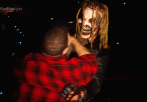 Mick Foley Commented On Bray Wyatt's Fiendish Use Of The Mandible Claw