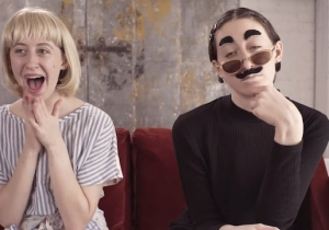 Frankie Cosmos Put On A Bizarre TV Cooking Show In Their Lighthearted 'Wannago' Video