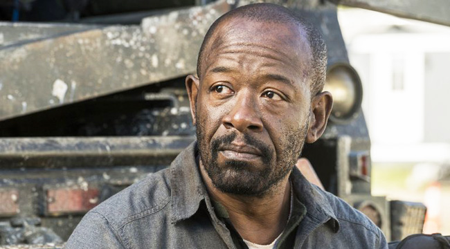 'Fear The Walking Dead' Has A Morgan Problem, And Here's How They Can Fix It