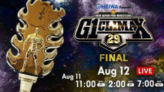 Here Are The Finalists For New Japan Pro Wrestling's 2019 G1 Climax Tournament