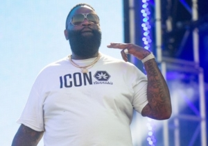 Rick Ross Responded To Nicki Minaj On 'The Breakfast Club' After She Told Him To Sit His 'Fat A*s Down'