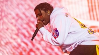ASAP Rocky Teases New Music After A Surreal Month Of August Saw The Rapper Behind Bars