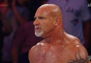 Watch Goldberg Run Through Dolph Ziggler At WWE SummerSlam