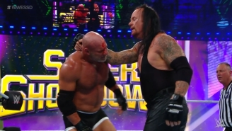 Goldberg Reportedly Made Seven Figures For His Match With The Undertaker In Saudi Arabia