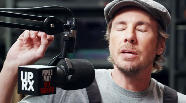 Dax Shepard Shares The Thrill Of Sobriety While Paying Homage To Mushrooms