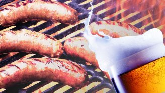 We Asked Bartenders Which Beers To Pair With Your Labor Day Bratwurst Grilling
