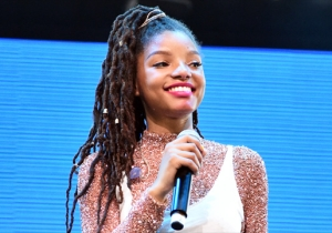 Live-Action 'Little Mermaid' Star Halle Bailey Breaks Her Silence On The #NotMyAriel Casting Backlash