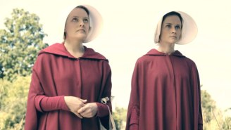 Elisabeth Moss Has A Gross Answer For The Most Difficult 'Handmaid's Tale' Scene To Film