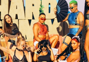 These Photos From HARD Summer Capture SoCal Party Season In Full Effect