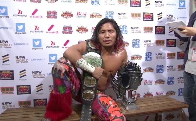 NJPW Star Hiromu Takahashi Wants You To Follow His Film Review Blog