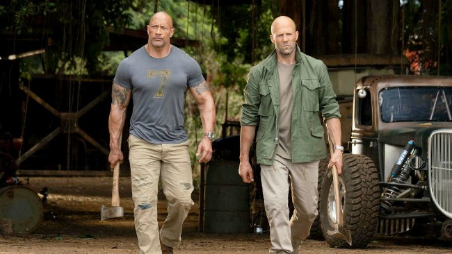 'Hobbs And Shaw' Did Something At The Box Office That Not Even 'Avengers: Endgame' Pulled Off