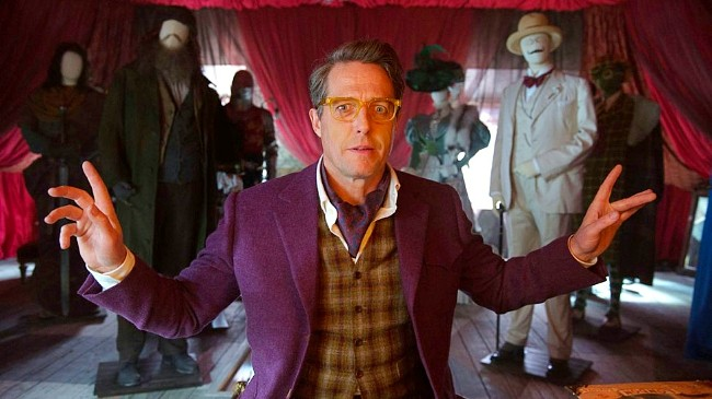 Hugh Grant Sincerely (And