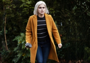 What's On Tonight: The 'iZombie' Series Finale And A 'Baskets' Wedding