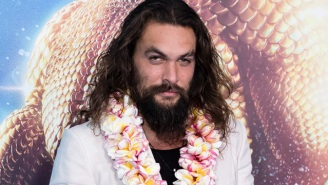 Jason Momoa Says That He Can't Shoot 'Aquaman 2' Because He's Protesting Construction On A Sacred Hawaiian Mountain