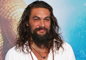 Jason Momoa Has Been Joined By 'Justice League' Co-Star Ezra Miller For Protests Over A Sacred Hawaiian Site