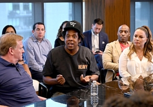 Jay-Z Reportedly Advised Jermaine Dupri To Turn Down The Same Deal With The NFL He Took Himself
