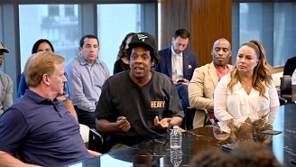 Jay-Z: It Doesn't Matter What People Say About My NFL Deal Because I'm Trying To Make Changes