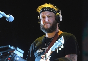 Bon Iver's Justin Vernon Says He 'Can't Really Kick It With' Kanye West Anymore