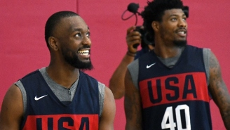 Kemba Walker Says He'll Captain USA Basketball Alongside Donovan Mitchell And Marcus Smart