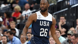 Team USA Cruised To An Easy Win Over Spain In Friday's FIBA Exhibition