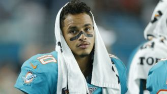 Kenny Stills Criticized Jay-Z's NFL Partnership: 'Like He Ever Protested'