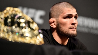 Khabib Nurmagomedov Says Tony Ferguson Deserves The Next UFC Lightweight Title Fight