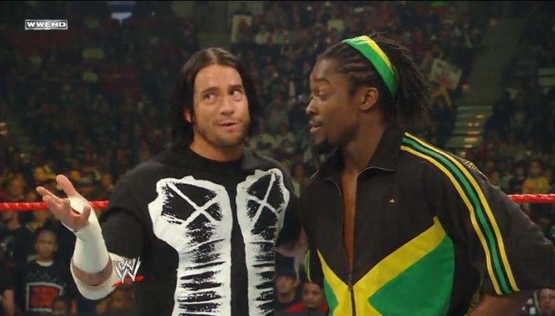 Kofi Kingston And Daniel Bryan 'Paid Tribute' To CM Punk During A Match In Peru