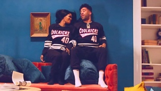 Kyle And Teyana Taylor Drive Each Other Up The Wall In The Unromantic 'F You I Love You' Video