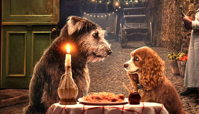 Lady And The Tramp Poster Has People Questioning Disney S Remakes