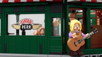 A 'Friends' LEGO Set Is Coming Featuring The Iconic Central Perk Cafe