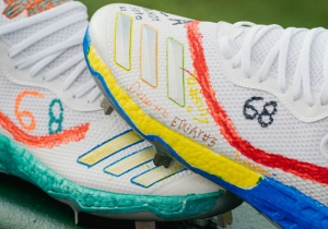 MLB Players Will Wear Cleats Designed By Little League World Series Teams This Weekend