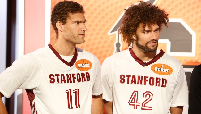 Brook Lopez Says The Bucks Did Well This Summer 'Except Signing Robin'