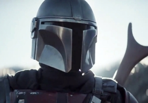 The First Trailer For 'The Mandalorian' Needs Few Words To Get Fans Excited